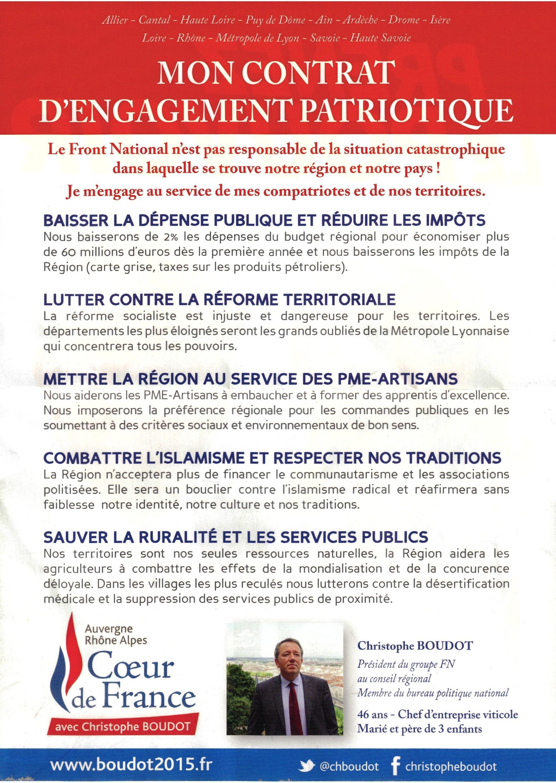 Christophe Boudot En Visite Vichy Le 18 Septembre 2015